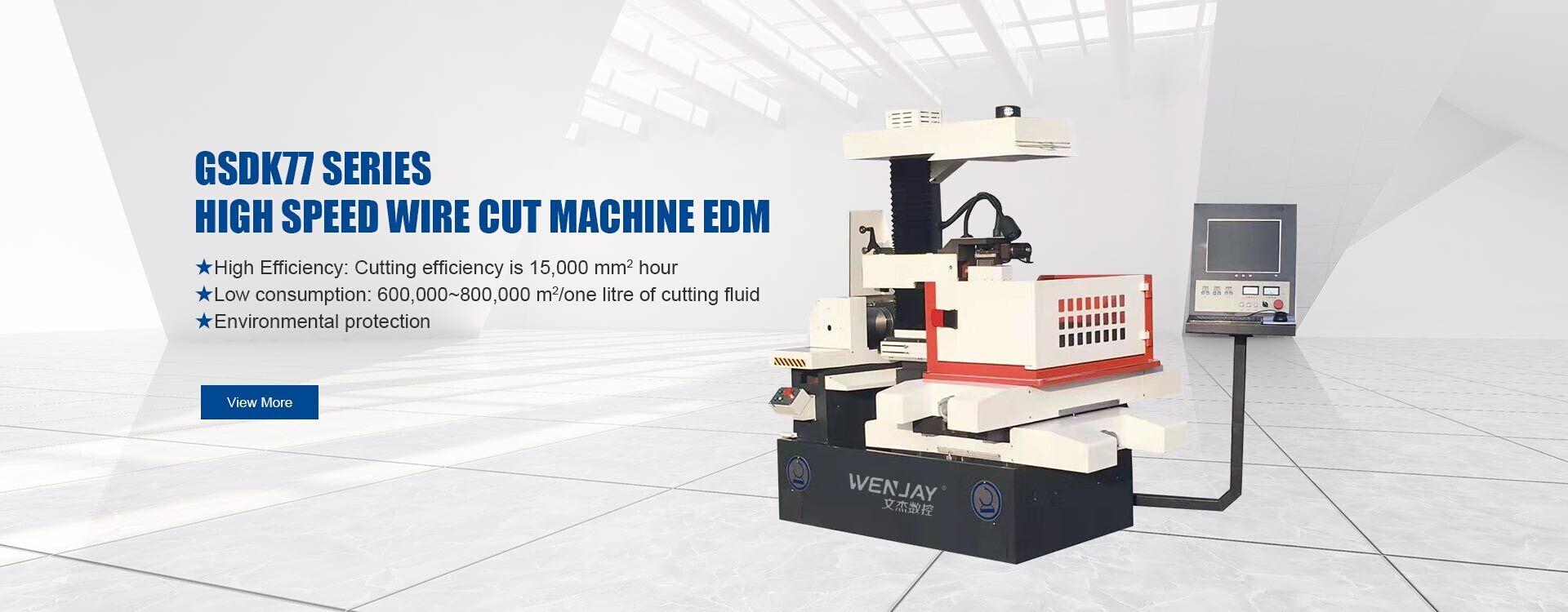 High Speed Wire Cut Machine Edm
