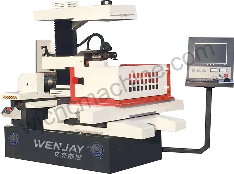 Wire Cutting EDM Holes Machine