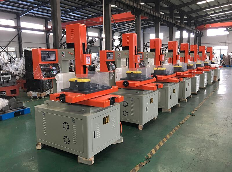 DD703 micro hole drilling machine EDM