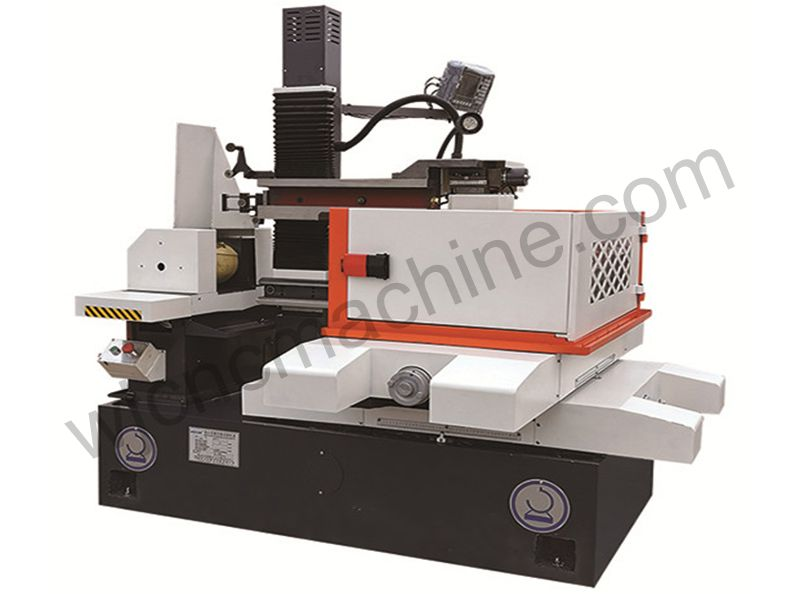 electric spark wire cutting machine tool