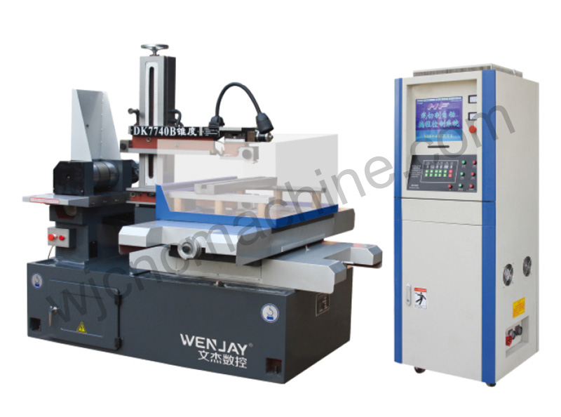 CNC Electric Spark Wire Cutting Machine Tool