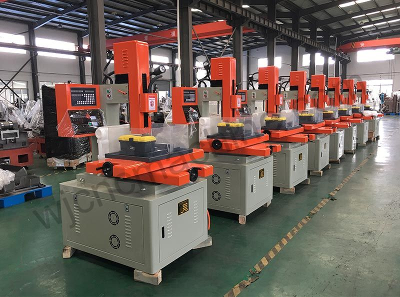 DD703 High Speed Small Hole Drilling Machine EDM