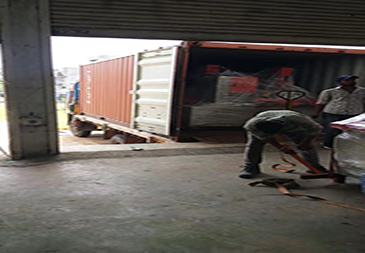 8 Sets Of High Speed Drilling Machine EDM Arrived To The Warehouse Of Client In India