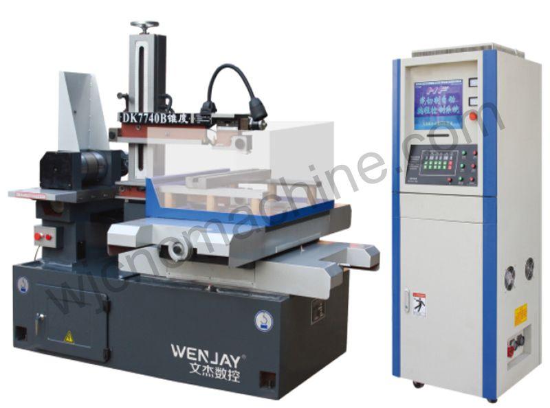 CNC Electric Spark Wire Cutting Machine Tool