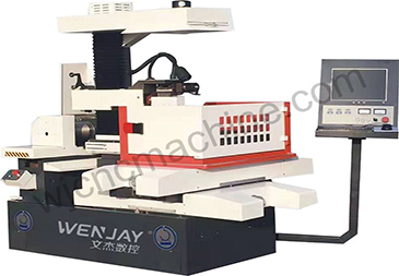 Problems with EDM CNC Wire Cutting Machine