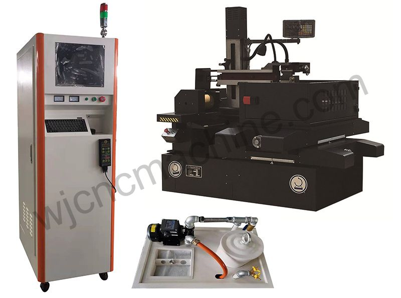 EP Series Medium Speed Wire Cut EDM