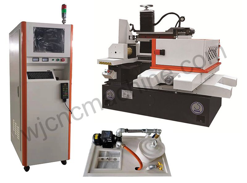 Computer Control CNC Wire Cut Machine Tool For Multi Cut