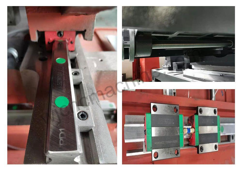 EP-35 Wire Cut Machine EDM for Multi Cut