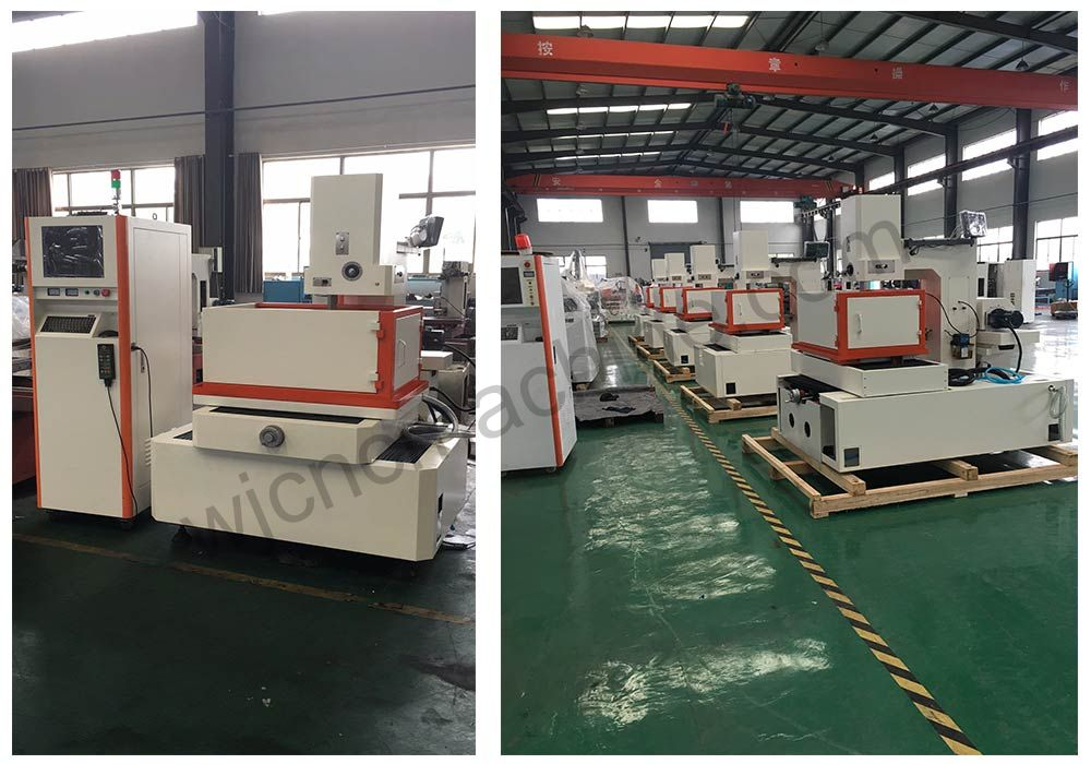 PD SERIES MEDIUM SPEED WIRE CUT MACHINE EDM