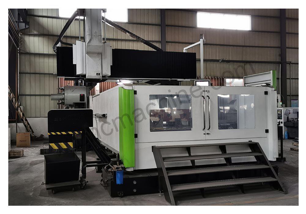 Linear Cutting—Large Swing Taper Linear Cutting Machine Tool